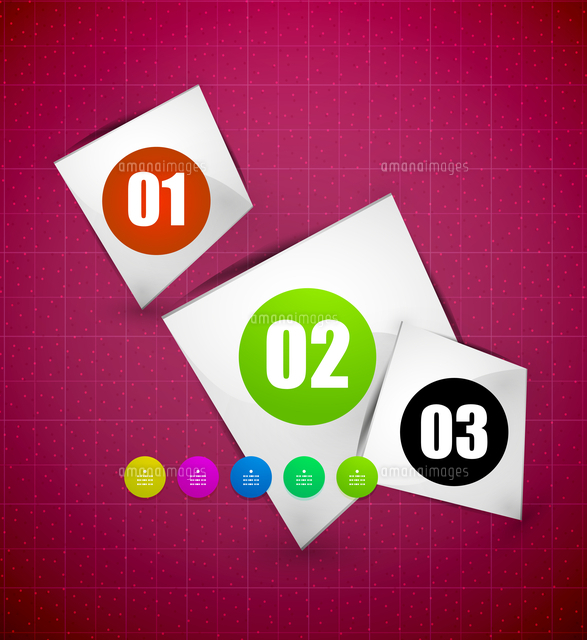 modern vector geometrical shape template 60016033588 写真素材