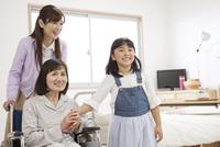 在宅医療なら患者も家族も笑顔になれる