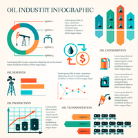 World oil production distribution and petroleum extraction rate infographics diagram layout report presentation design vector il 60016003096| 写真素材・ストックフォト・画像・イラスト素材|アマナイメージズ