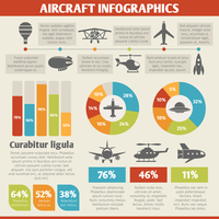 Aircraft military and passenger aviation air tourism infographic vector illustration 60016004155| 写真素材・ストックフォト・画像・イラスト素材|アマナイメージズ