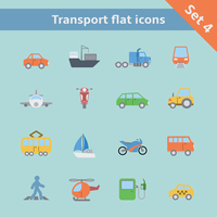 Transportation flat icons set of tanker container tractor gas station isolated vector illustration 60016006018| 写真素材・ストックフォト・画像・イラスト素材|アマナイメージズ