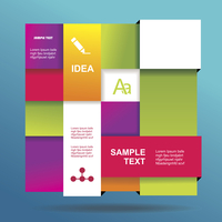 Modern Design template. Can be used for infographics. Numbered banners. 60016007040| 写真素材・ストックフォト・画像・イラスト素材|アマナイメージズ