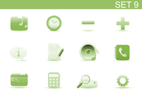 Vector illustration set of elegant simple icons for common computer and media devices functions. Set-9 60016008129| 写真素材・ストックフォト・画像・イラスト素材|アマナイメージズ